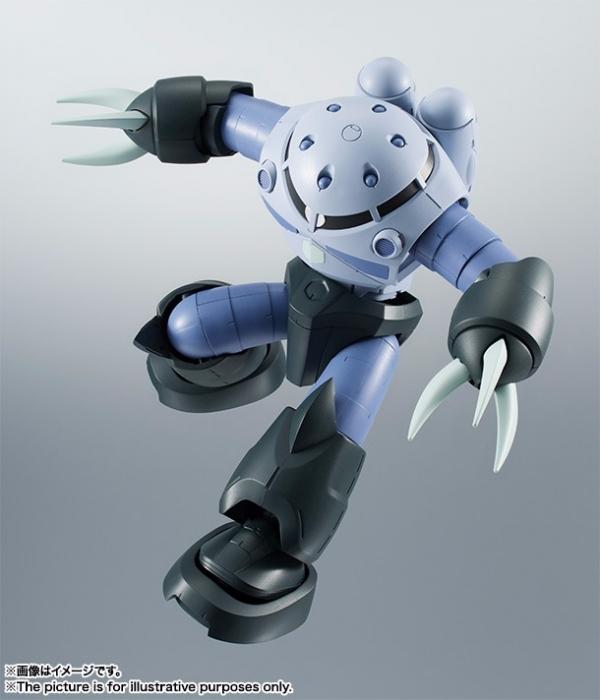 BANDAI ROBOT魂 <SIDE MS> 量產型茲寇克 ver. A.N.I.M.E. ROBOT魂,量產型,茲寇克