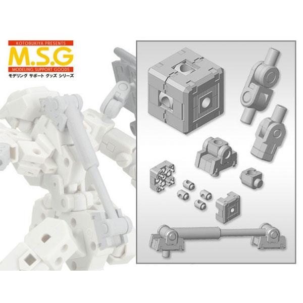 壽屋 MSG武裝零件 MJ05 Joint Set A Kotobukiya  Kotobukiya,MSG武裝零件, MJ05,連結零件,Set A