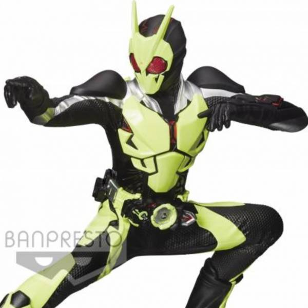 BANPRESTO 景品 假面騎士ZERO-ONE 英雄勇像 昇華蝗蟲 BANPRESTO,景品,假面騎士ZERO-ONE,英雄勇像,昇華蝗蟲