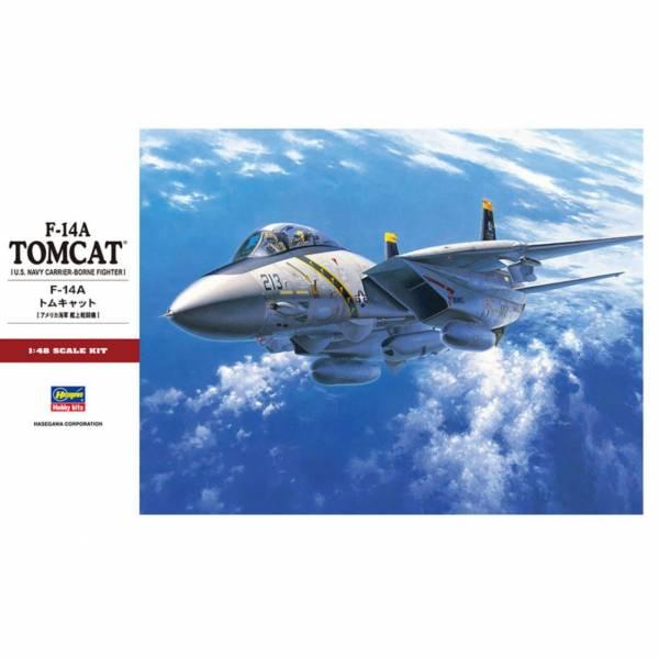 HASEGAWA 1/48 F-14A TOMCAT 雄貓式戰鬥機 Hasegawa,1/48,F-14A TOMCAT,雄貓式戰鬥機