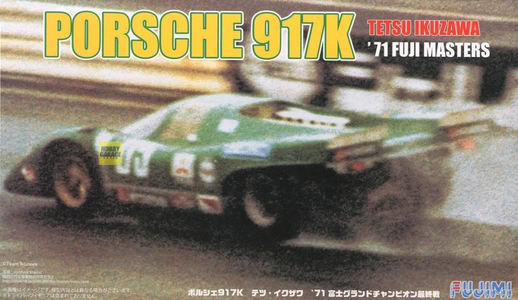 1/24 Porsche 917K 1971 生沢徹 富士冠軍賽 最終戰 FUJIMI RS92 富士美 組裝模型 FUJIMI,1/24,GP,RS,Porsche,917K,1971,生沢徹,富士冠軍賽,