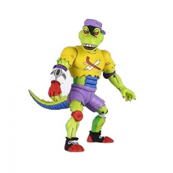 NECA 忍者龜 Mondo Gecko 7吋可動公仔 NECA,忍者龜,Mondo Gecko,7吋,可動,公仔,