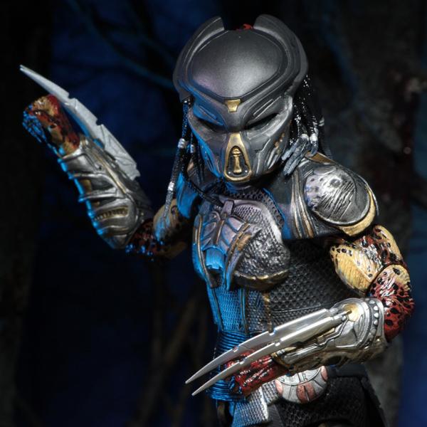 [再販] NECA 終極戰士 Predator 2018電影終極戰士:掠奪者 終極版 可動完成品 20cm NECA,終極戰士,Predator,2018終極版