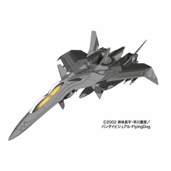 PLATZ 1/144 戰鬥妖精雪風 SSY-8 Gray Sylph 組裝模型 PLATZ,1/144,戰鬥妖精雪風,SSY-8 Gray Sylph,組裝模型,