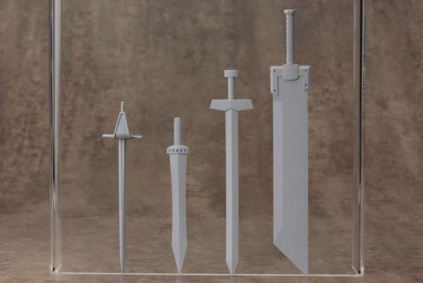 壽屋 MSG 武裝零件 MW33 騎士劍組 KOTOBUKIYA Kotobukiya,MSG,武裝零件,MW33,騎士劍組