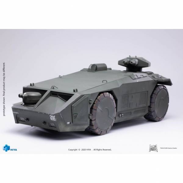 Hiya Toys 1/18 異形2 裝甲車 綠ver. Hiya Toys,1/18,異形,2,裝甲車,綠ver.,