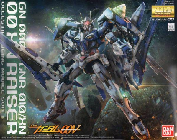 BANDAI MG 1/100 機動戰士鋼彈00 00斬擊強化模組 00 XN RAISER BANDAI,MG,1/100,機動戰士鋼彈00,00斬擊強化模組,00 XN RAISER,鋼彈00