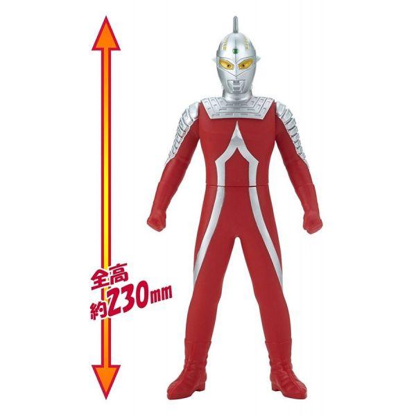 BANDAI 超人力霸王 大型軟膠 七號 賽文 BANDAI,超人力霸王,大型軟膠,七號,賽文,