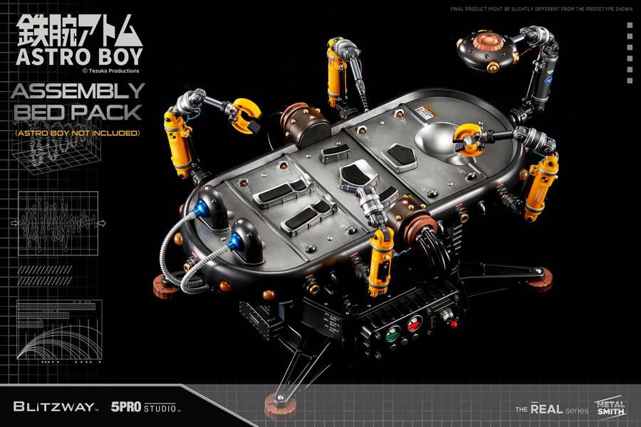 Blitzway X 5PRO studio 原子小金剛 2.0 機械裝&車床 Blitzway,5PRO studio,原子小金剛 2.0,機械裝,車床