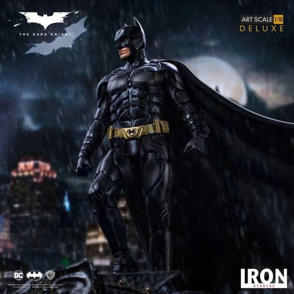 Iron Studio 1/10 DC 黑暗騎士 蝙蝠俠 豪華版 雕像 Iron Studio,1/10,DC,黑暗騎士,蝙蝠俠,豪華版,雕像