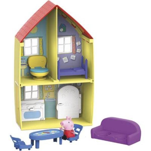 Hasbro 孩之寶 粉紅豬小妹 佩佩的家遊戲組  Hasbro,孩之寶,粉紅豬小妹,佩佩的家遊戲組,