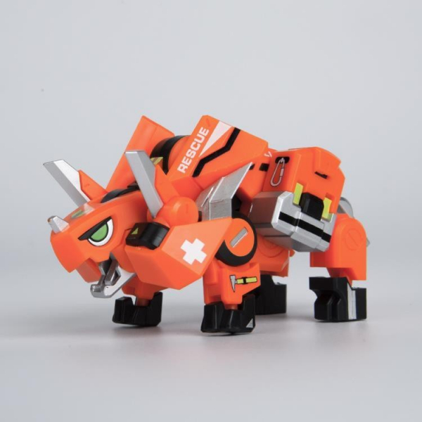 52Toys 猛獸匣 BEAST BOX 猛獸匣 BEAST BOX 三角龍 救援版 BB-05SR 52Toys,猛獸匣,BEAST BOX,三角龍,救援版,BB-05SR