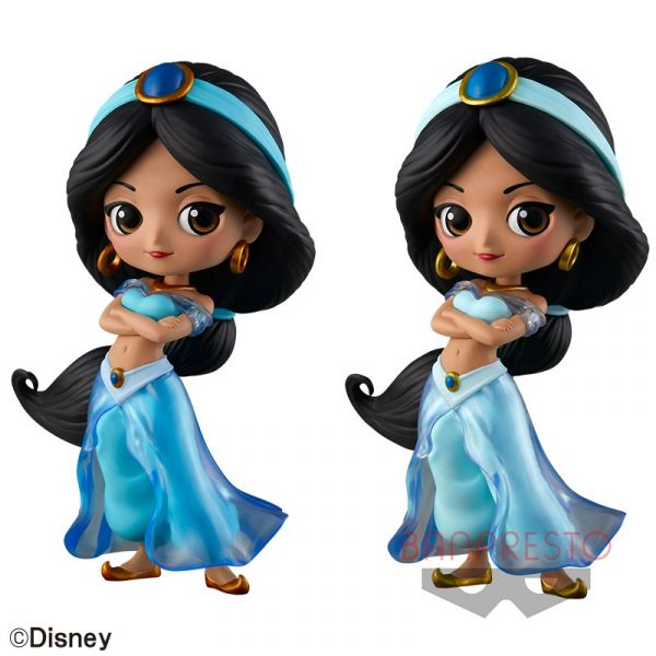 BANPRESTO 景品 迪士尼 阿拉丁 茉莉公主 公主風格 全2種 個別販售 BANPRESTO,景品,迪士尼,COMIC,阿拉丁,茉莉公主