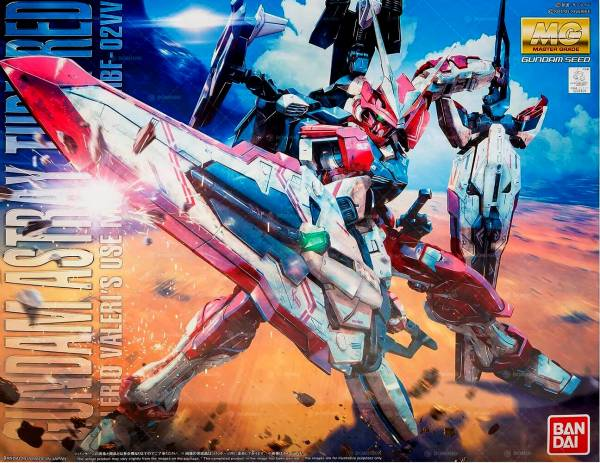 [11月再販] MG 1/100 MBF-02VV 逆紅異端鋼彈 Gundam Astray Turn Red