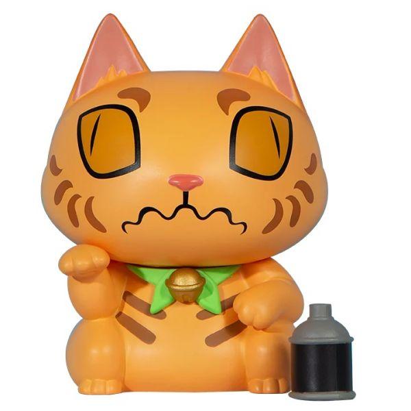 Mighty Jaxx Toshi Neko 橘貓 GRAFF Mighty Jaxx,Toshi Neko,橘貓,GRAFF