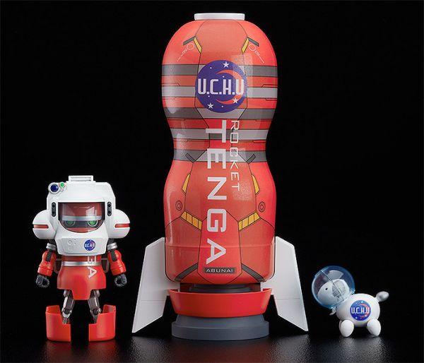 Good Smile TENGA 機器 宇宙TENGA機器人 DX火箭任務套組 Good Smile,TENGA,機器,宇宙TENGA機器人,DX火箭任務套組,