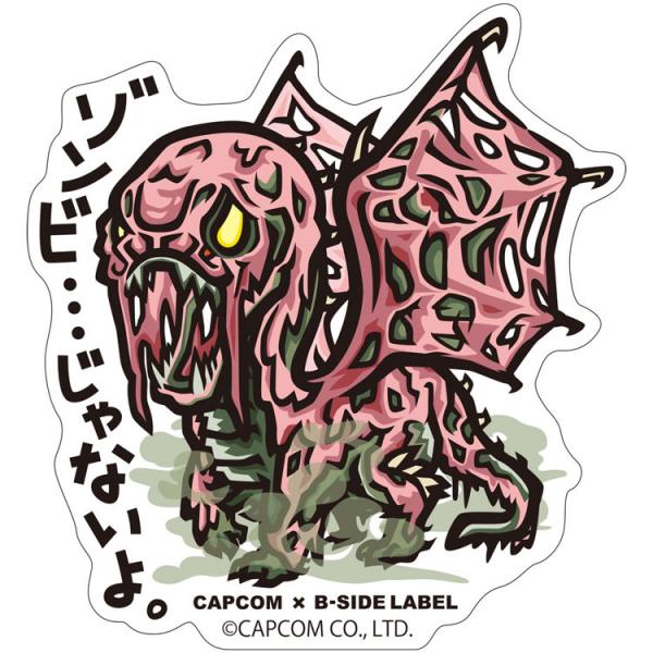 CAPCOM×B-SIDE 魔物獵人 世界 防水貼紙3 屍套龍 牠不是殭屍... CAPCOM×B-SIDE,魔物獵人,世界,防水貼紙3,屍套龍,牠不是殭屍...