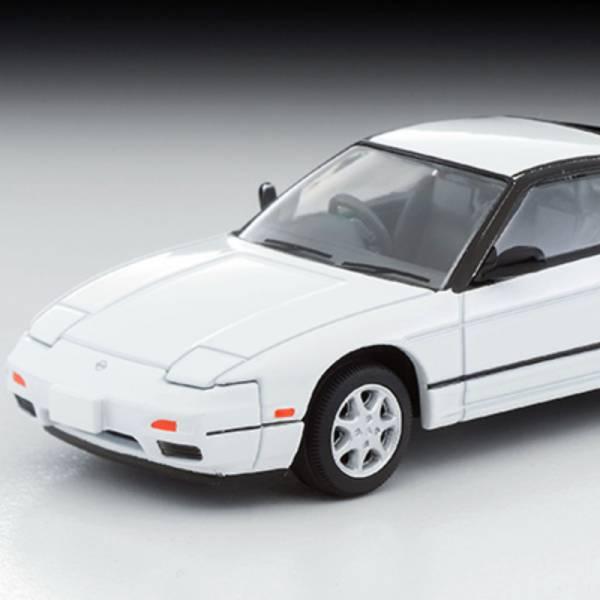 TOMYTEC LV-N235b Nissan 180SX TYPE-Ⅱ White 91 model 迷你車 TOMYTEC,LV-N235b,Nissan,180SX,TYPE-Ⅱ,White,91 model,迷你車,