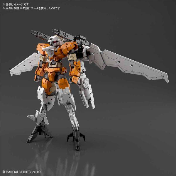 BANDAI 1/144 30MM eEXM-17 阿爾托 空戰型 橙色 BANDAI,1/144,30MM,eEXM-17,阿爾托,空戰型,橙色