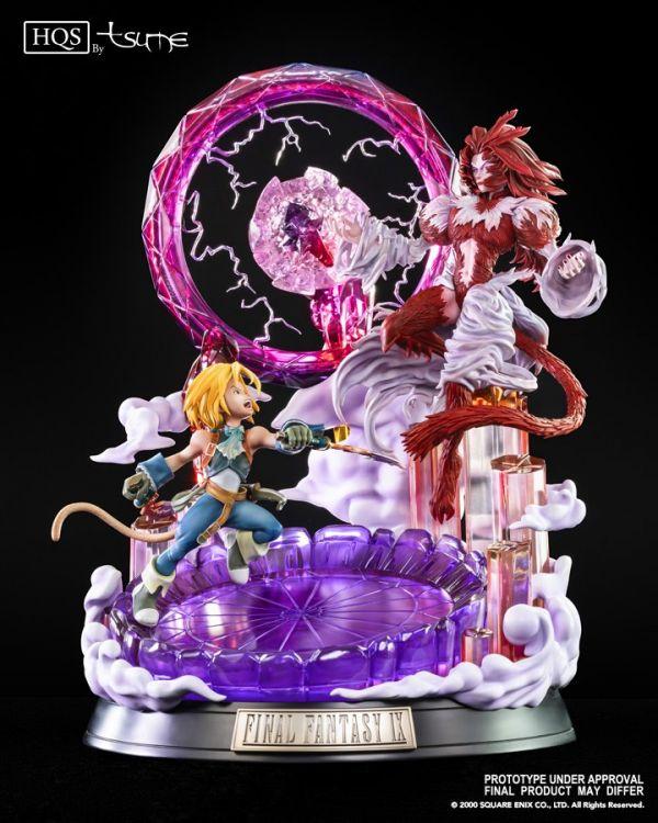 TSUME ART HQS 太空戰士9 Final Fantasy IX Battle Of Destiny 雕像 TSUME ART,HQS,太空戰士9,Final Fantasy IX Battle Of Destiny,雕像
