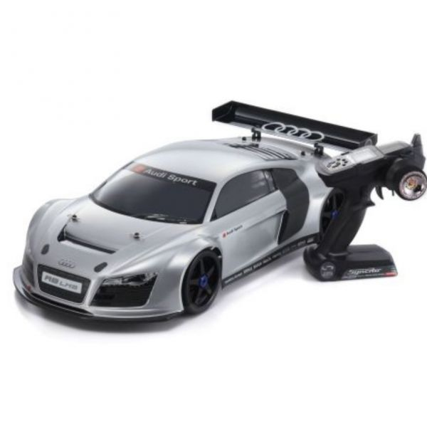 KYOSHO 京商 1/8 電動車 INFERNO GT2 VE RACE SPEC Audi R8 EP 4WD 完成品 KYOSHO,京商,1/10,GP越野車DBX 2.0套組