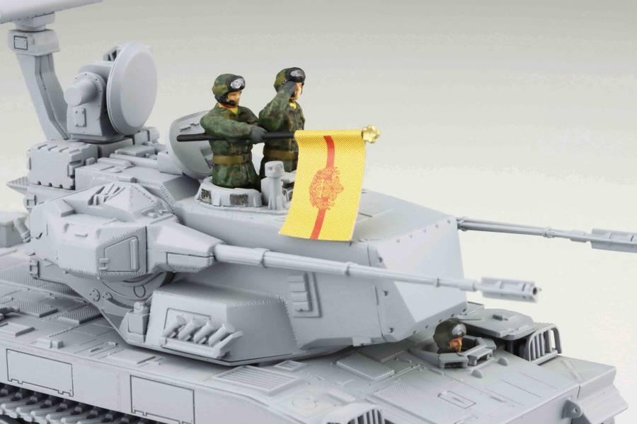 1/72 87式自走高射機關砲 付自衛隊員人形 FUJIMI MI9EX2 陸上自衛隊 富士美 組裝模型 FUJIMI,1/72,mi,陸上自衛隊,87式自走高射機關砲,