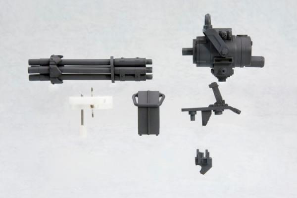 壽屋 MSG武裝零件 MW-20R 加特林機槍 KOTOBUKIYA Kotobukiya,MSG武裝零件,MW-20R,加特林機槍