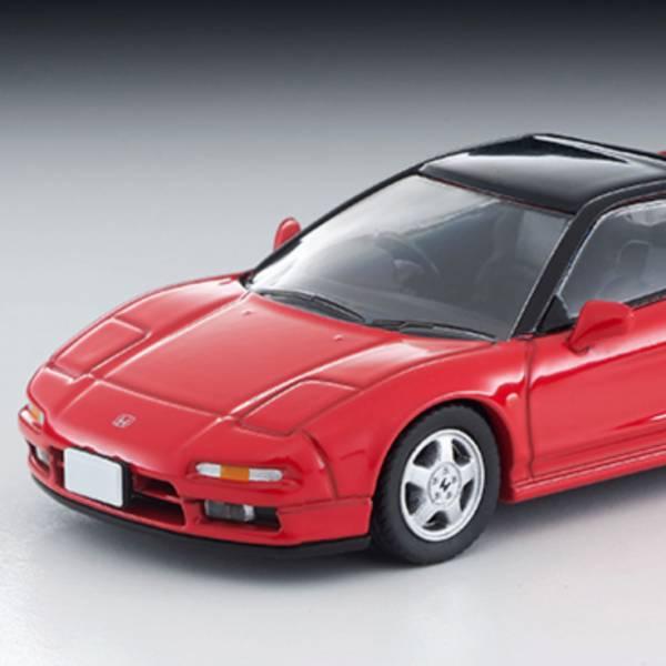 TOMYTEC 1/64 LV-N226a Honda NSX 紅色 TOMYTEC ,1/64 ,LV-N226a ,Honda, NSX 紅色