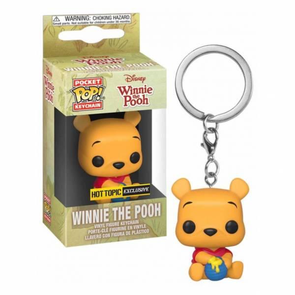 FUNKO POP鑰匙圈 迪士尼 小熊維尼 維尼 FUNKO,POP鑰匙圈,小熊維尼,維尼