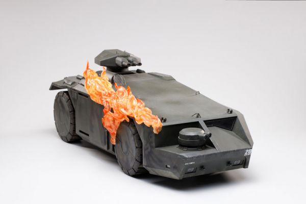 Hiya Toys 1/18 異形2 裝甲運兵戰車 可動模型 Hiya Toys,1/18,異形2,裝甲運兵戰車,可動,模型,