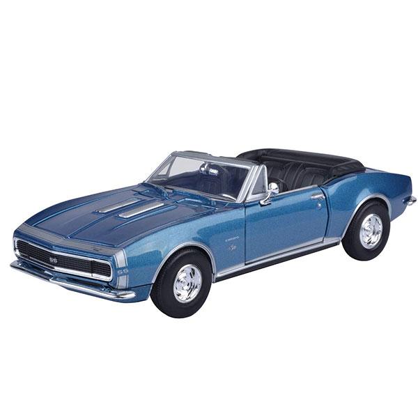 Motormax 1/24 雪佛蘭1967 Chevrolet Camaro SS 合金完成品 Motormax,1/24,雪佛蘭,1967 Chevrolet Camaro SS