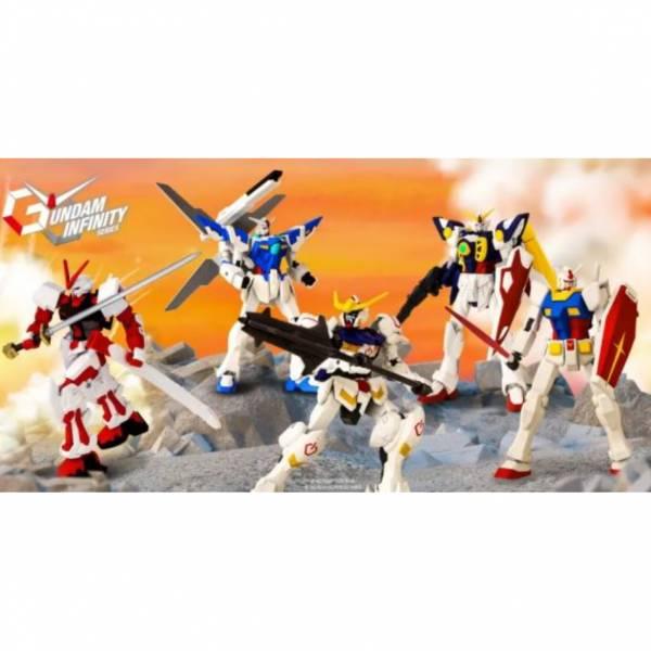 BANDAI SPIRITS 4吋 Gundam Infinity 鋼彈 可動完成品 全5種 分別販售  BANDAI SPIRITS,4吋,Gundam Infinity,鋼彈,可動完成品 ,全5種,分別販售,