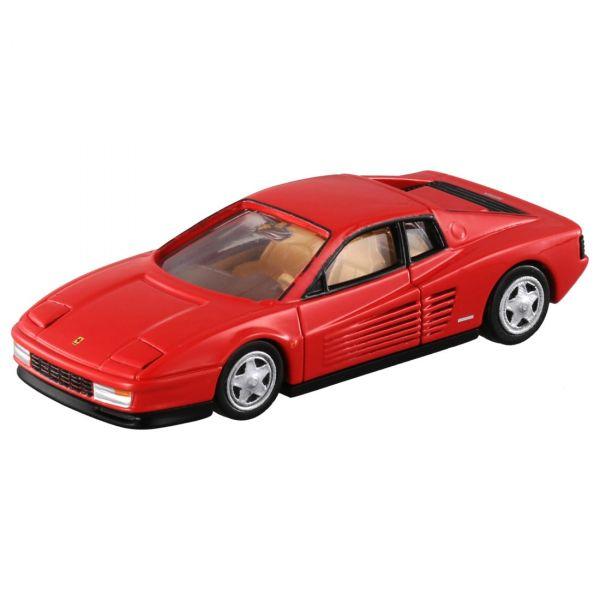 TOMICA 多美小汽車 法拉利 TESTAROSSA PRM06 紅色 TOMICA,多美小汽車,法拉利,TESTAROSSA,PRM06