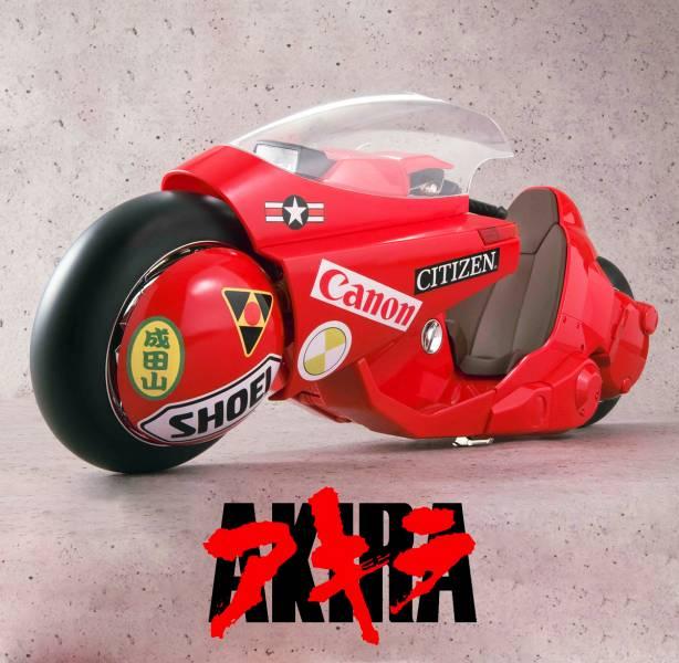 BANDAI PROJECT BM! POPYNICA魂 AKIRA 阿基拉 金田的摩托車 復刻版 BANDAI,PROJECT BM,POPYNICA魂,AKIRA,阿基拉,金田的摩托車,復刻版,大友克洋,