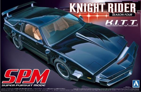 AOSHIMA 1/24 Knight Rider 霹靂遊俠 Knight2000 K.I.T.T. 夥計 SPM 霹靂車 AOSHIMA,1/24,Knight Rider 霹靂遊俠,Knight2000,K.I.T.T.,夥計,SPM