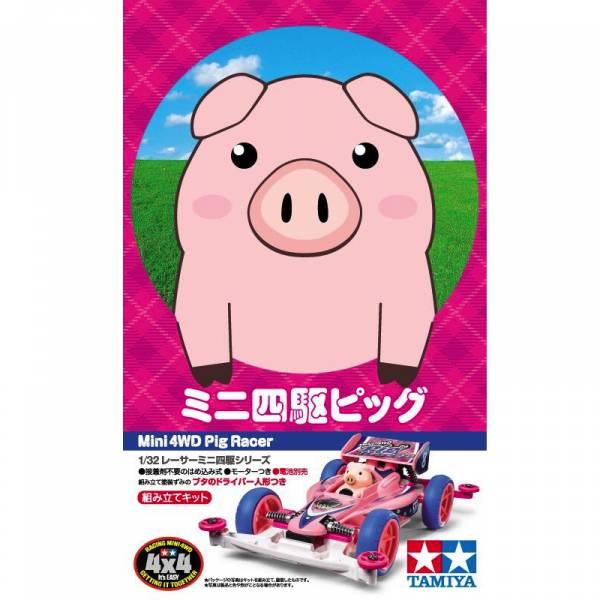 TAMIYA 田宮 #18089 1/32 迷你四驅車  小豬 賽車 Pig Racer