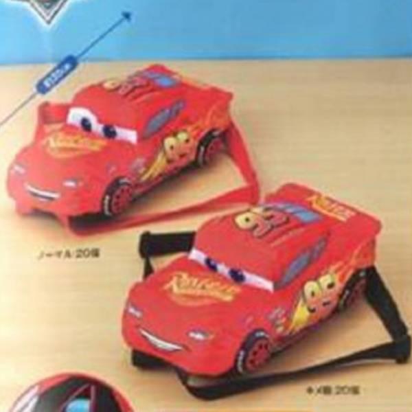 SEGA 景品 迪士尼 汽車總動員 CARS 後背包 紅黑2款販售 SEGA,景品,汽車總動員,CARS,後背包