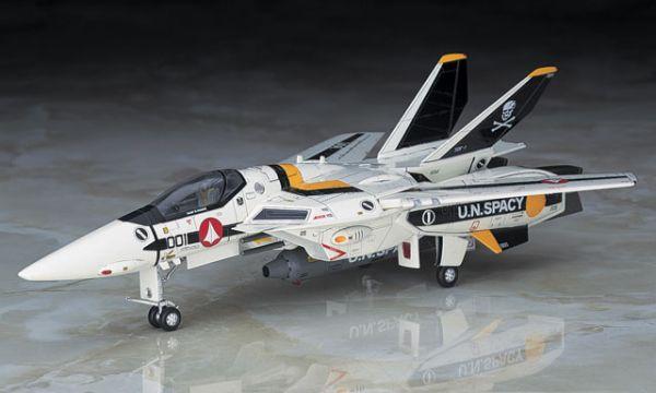 HASEGAWA 1/72 超時空要塞 VF-1A/J/S 女武神 一条輝機 HASEGAWA,長谷川,1/72,超時空要塞,Draken III,SV-262BA,戴歐&薩歐機,組裝模型
