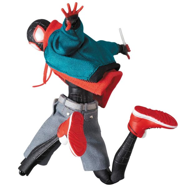 MEDICOM TOY MAFEX 漫威MARVEL 蜘蛛人 邁爾斯·摩拉斯 Medicom Toy,MAFEX,漫威,MARVEL,蜘蛛人,返校日,Ver.1.5