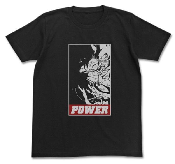 COSPA 七龍珠改 POWER 短袖T恤 黑色 COSPA,七龍珠改,POWER,短袖T恤,黑色