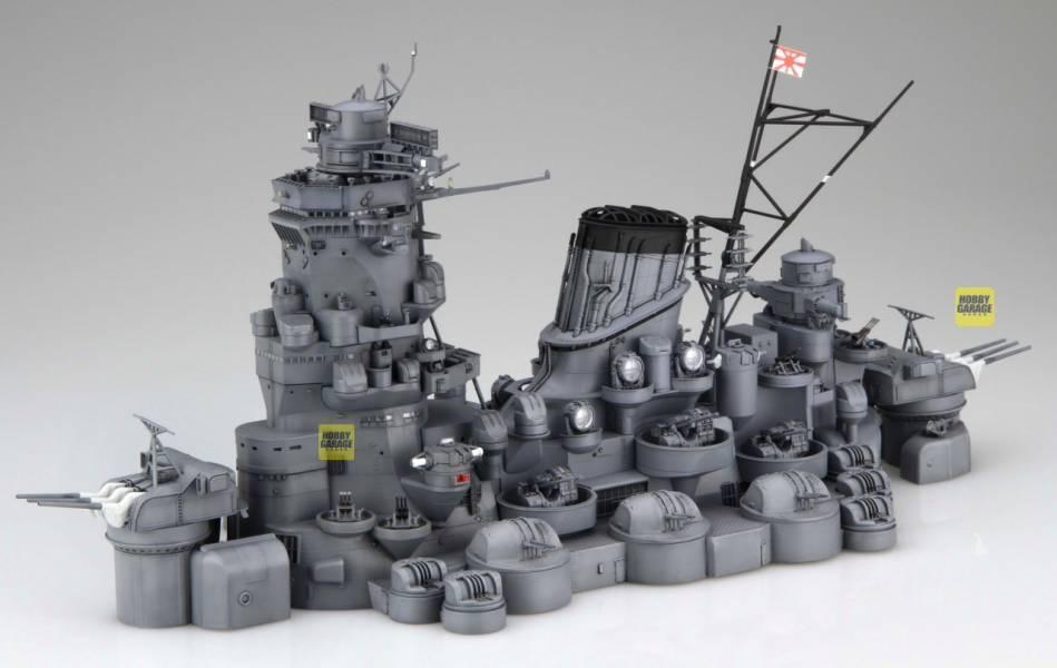 1/200 戰艦大和 中央構造物 套組 FUJIMI 裝備品2EX3 富士美 組裝模型 FUJIMI,1/200,戰艦,大和,艦橋,蝕刻片,