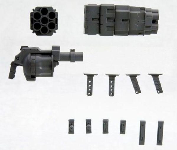 壽屋 MSG武裝零件 MW22R 火砲+左輪手槍 組裝模型 Kotobukiya Kotobukiya,MSG武裝零件,MW22R,火砲,左輪手槍