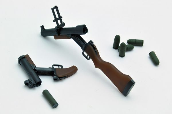 TOMYTEC 1/12 迷你武裝 LA012 M79榴彈發射器 組裝模型 Tomytec,1/12,迷你武裝,LA012,M79,榴彈發射器
