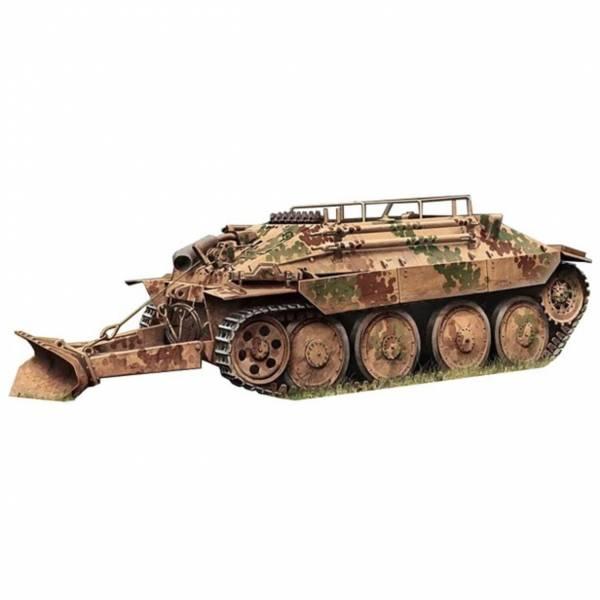 THUNDER MODEL 1/35 德軍 Hetzer 戰車回收車 後期型 THUNDER MODEL,1/35,德軍,Hetzer,戰車回收車,後期型