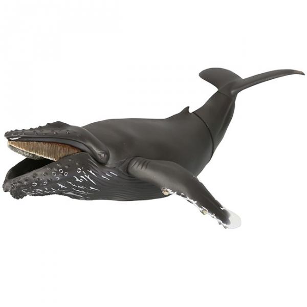 KAIYODO 海洋堂 SOFUBI TOY BOX 013 鯨魚 座頭鯨 海洋堂,軟膠系列,鯨魚,座頭鯨