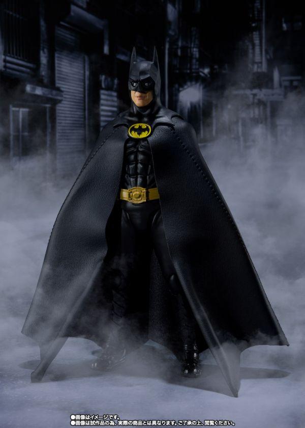 BANDAI S.H.Figuarts 蝙蝠俠1989 麥可·基頓 Michael Keaton SHF DC 米高·基頓 可動公仔 BANDAI,S.H.Figuarts,SHF,DC,蝙蝠俠1989,麥可·基頓,Michael Keaton