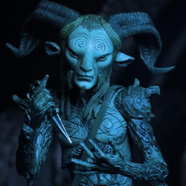 NECA 羊男的迷宮 Pan's Labyrinth 羊男 Faun NECA,羊男的迷宮,Pan's Labyrinth,羊男,Faun