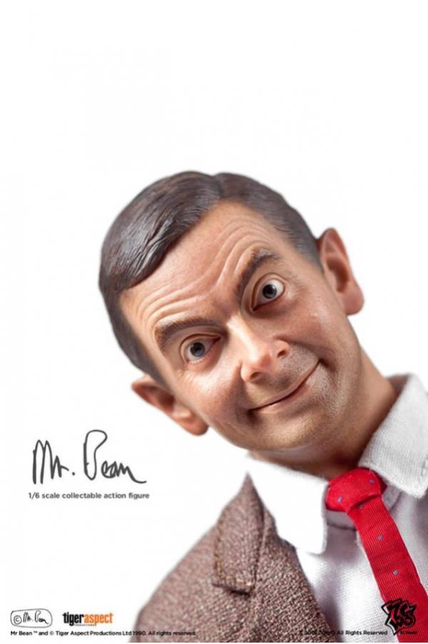 ZCWO 豆豆先生 Mr.Bean 可動完成品 ZCWO,豆豆先生,Mr.Bean