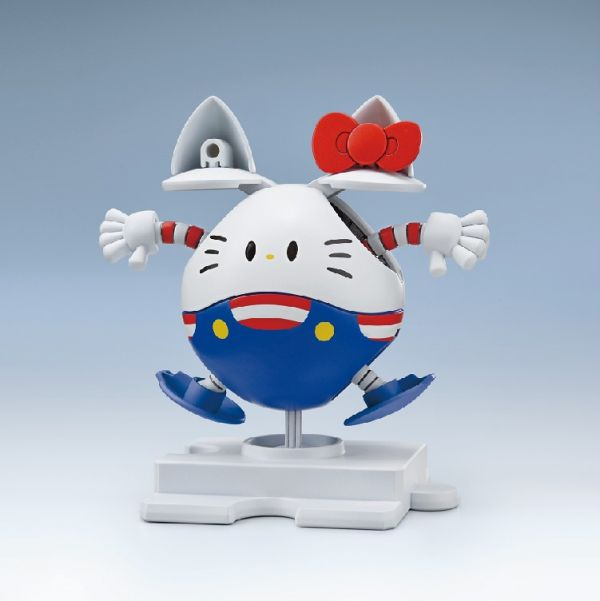 BANDAI 哈囉凱蒂貓 GUNDAM VS HELLO KITTY PROJECT KITTY貓 組裝模型 BANDAI,GUNDAM VS HELLO KITTY PROJECT,哈囉,凱蒂貓,KITTY貓,組裝模型