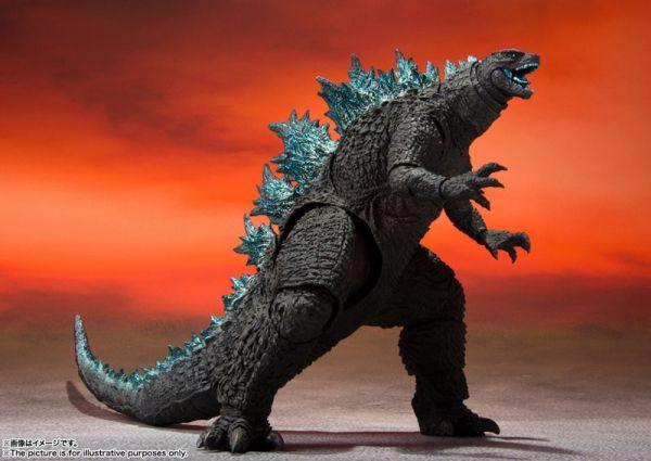 [再販] BANDAI SHMonsterArts SHM 哥吉拉 Godzilla 2021 可動公仔  BANDAI,SHM,SHMonsterArts,哥吉拉,Godzilla,2021,可動,公仔,